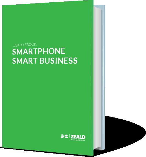 smartphone cover book