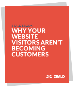 why visitors not customers cover