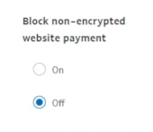 d-blocknonecrypted