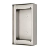 Aiphone - Surface mounting box with hood for 2 modules
