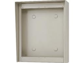 Aiphone - Surface mounting box with hood for 4 GT modules