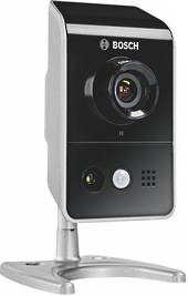 Bosch - IP MicroBox 720P Camera with PIR - Black