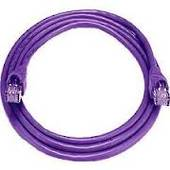 Patch Lead Cat5e Purple - 2m