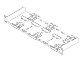 Bosch - Rack-Mount Kit for VIP-X1XF OR VJT-XF